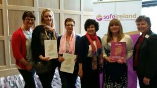 Cuan Alainn at Safe Ireland conf
