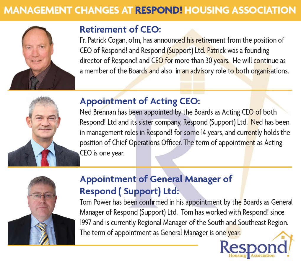 Mgt changes 2015