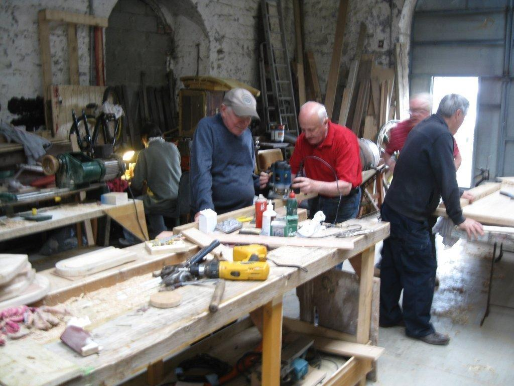 mens shed @ work (2)