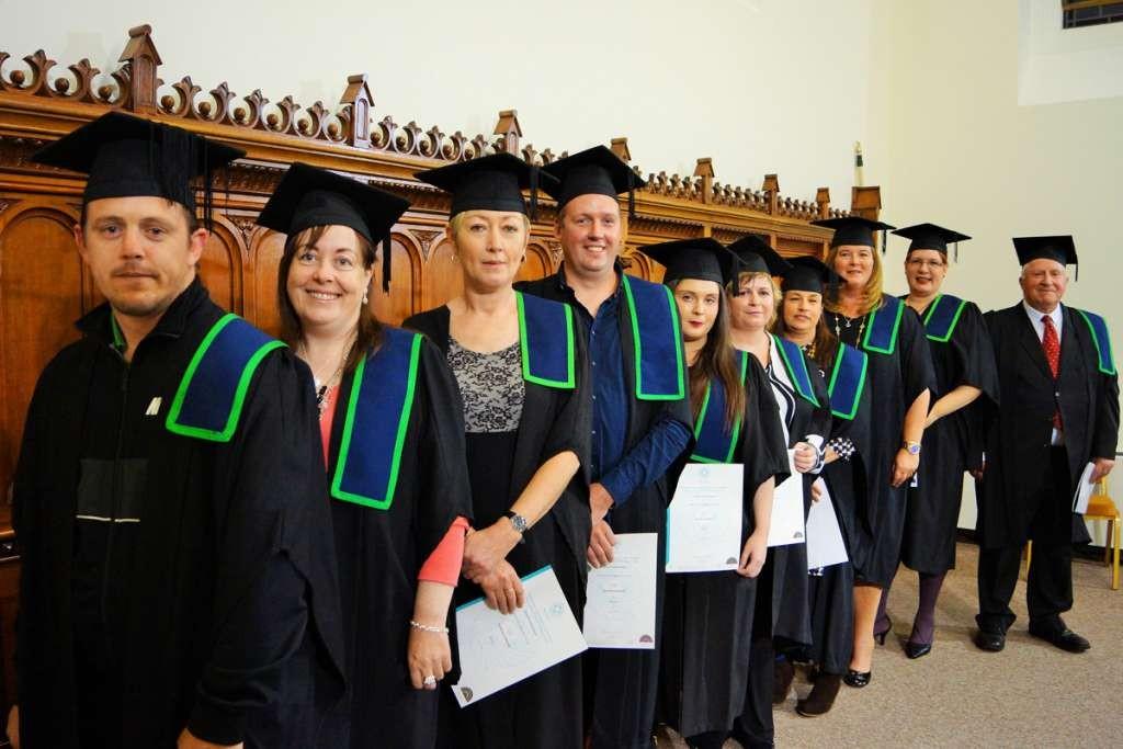 Respond College Dublin Graduation 2015