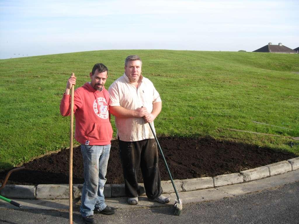Brendan Doorley & Charles Dooner