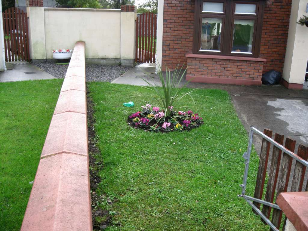 Yolanda Thorntons new garden design