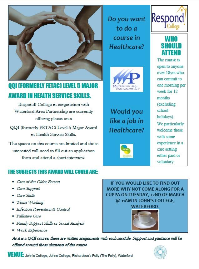 Health Service Skills