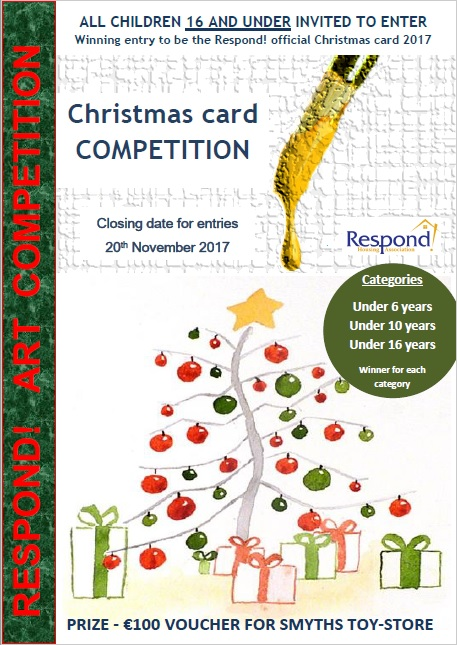 Christmas card comp 2017